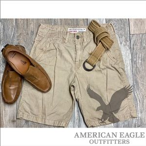 AE Outfitters Classic Length- men's cargo shorts